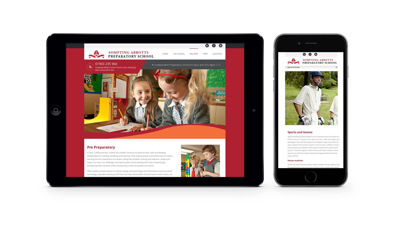 Sompting Abbotts Website