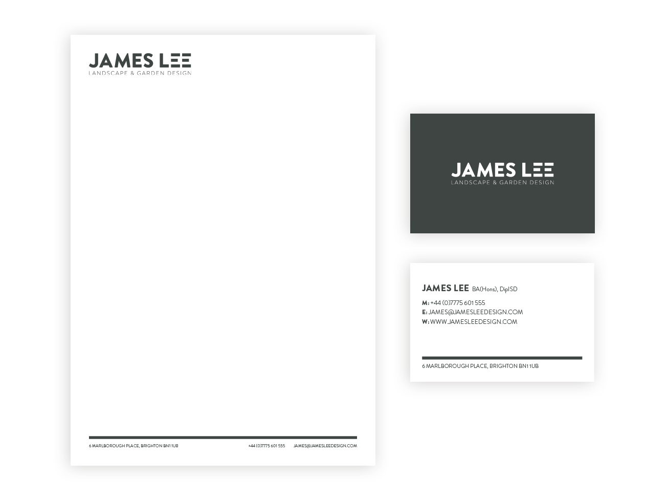 James Lee Stationery