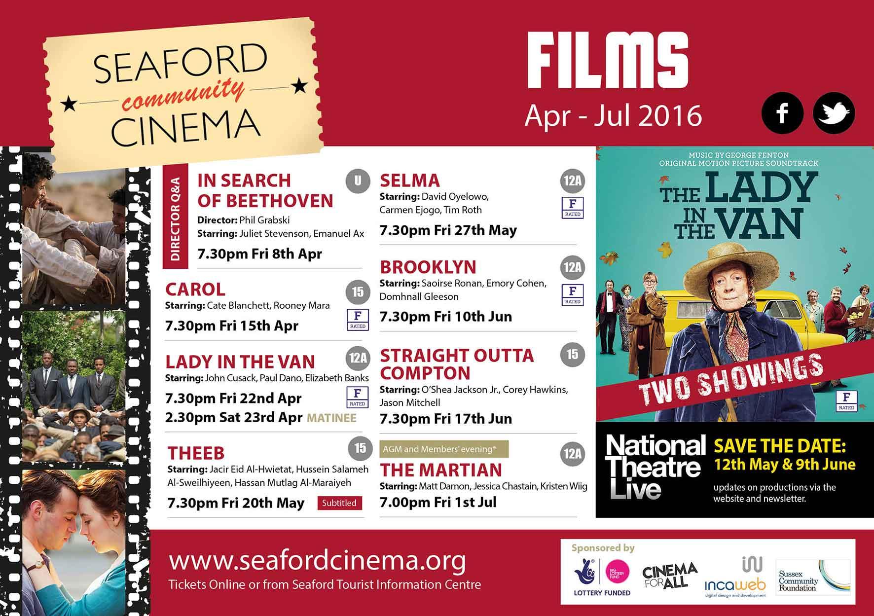 Seaford Community Cinema