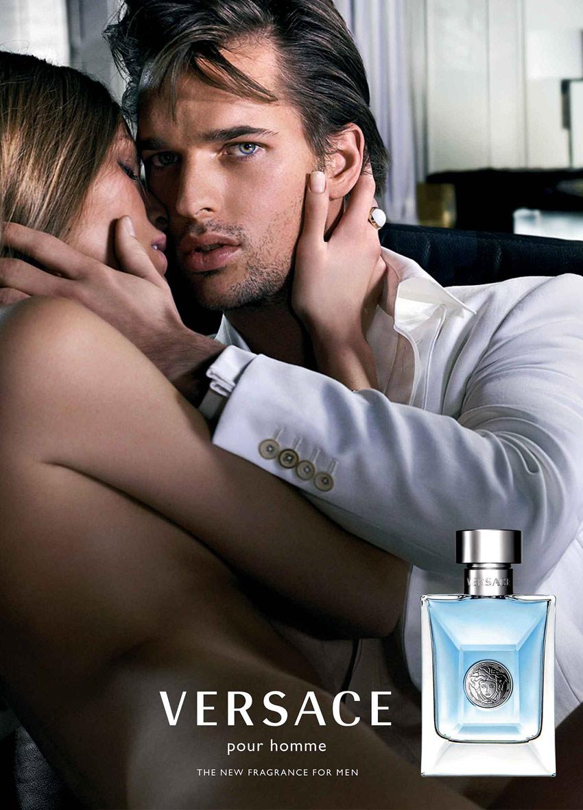 Versace Pour Homme Advert