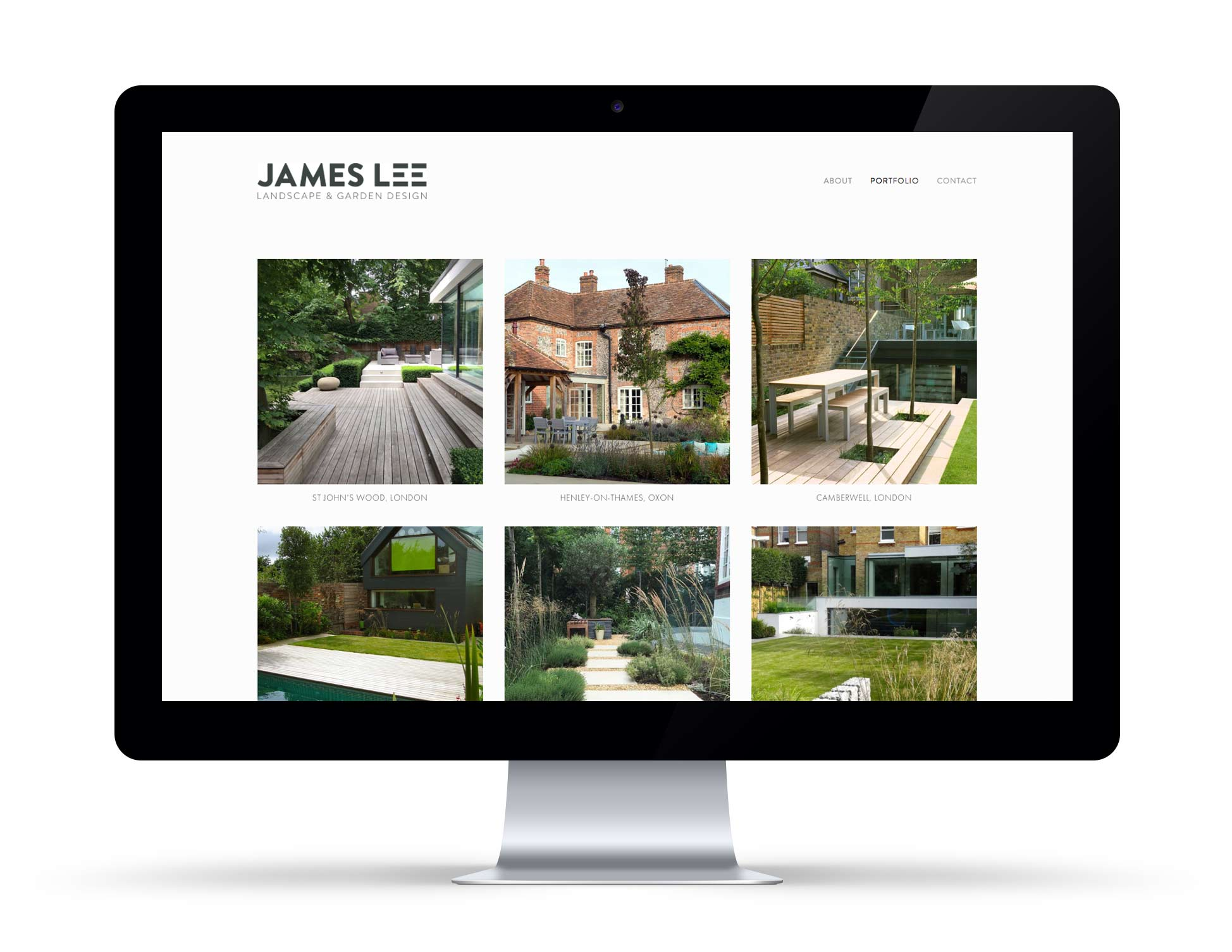 James Lee Web Home