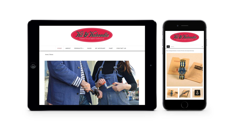 Kit & Kaboodle Website 3