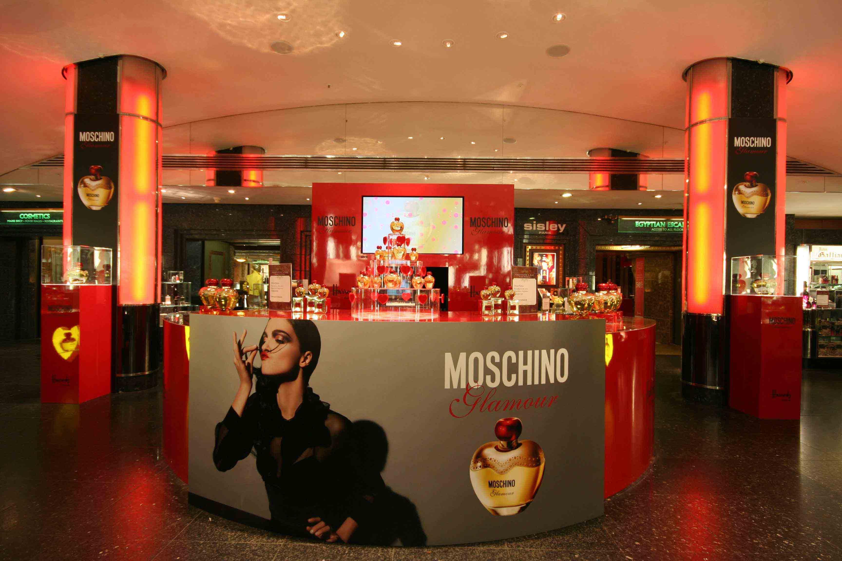 Moschino Glamour Harrods