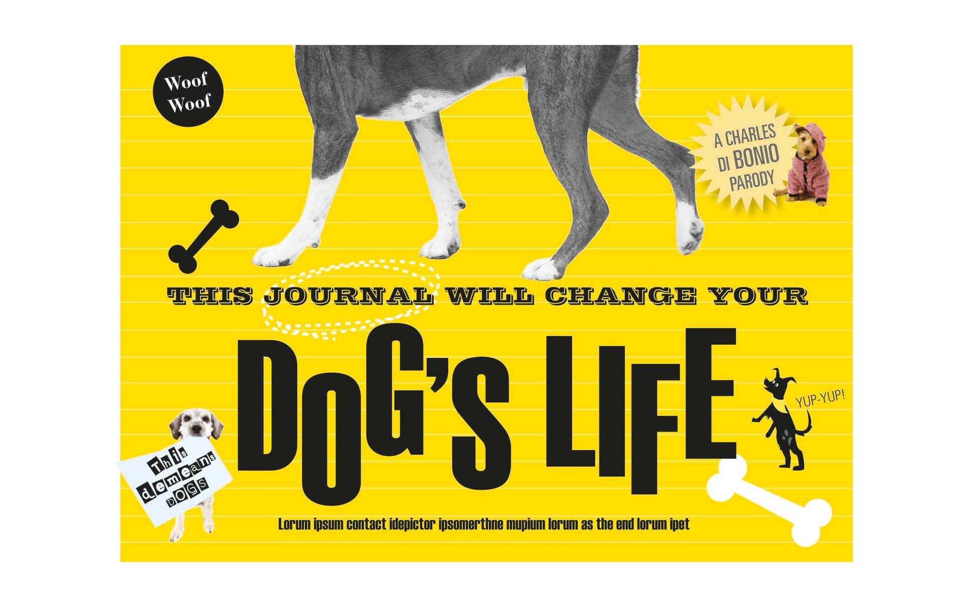 Change Your Dogs Life Journal